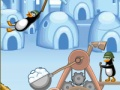 Game Crazy penguin katapult. Spill online