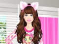 Game Pyjamas for Barbie. Spill online