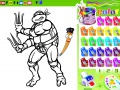 Game Turtles Rafael. Spill online