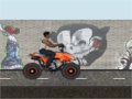 Game Urban ATV Racing. Spill online