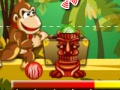 Game Donkey Kong Jungle Ball 2. Spill online