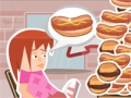Game Hamburger Hotdog. Spill online