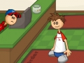 Game Papa Louie: Pizzeria. Spill online