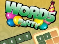 Game World of Words. Spill online