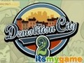 Game Demolition City 2 . Spill online
