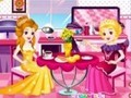 Game Princess Tea Party . Spill online